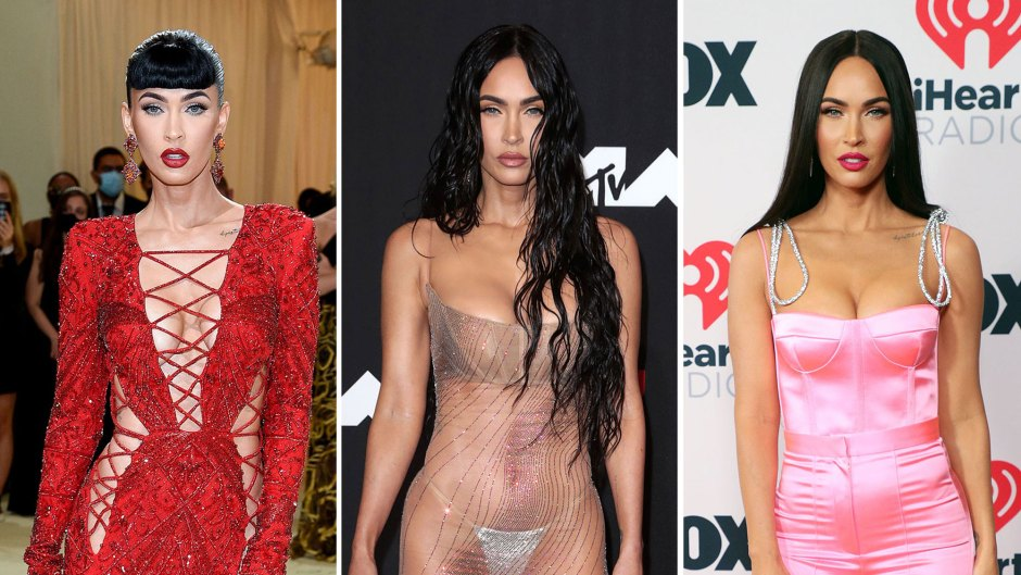 Megan Fox's Sexiest Photos of All Time: See Her Hottest and Most Iconic Looks Over the Years