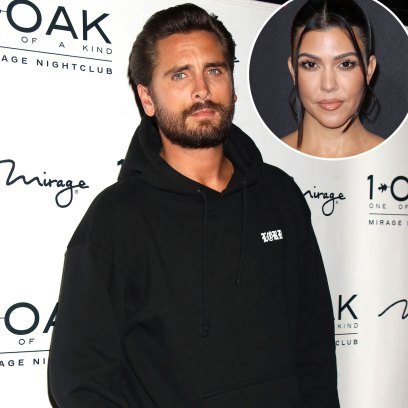 Scott Disick Steps Out With Blonde Influencer in 1st Outing Since Kourtney Kardashian Engagement News