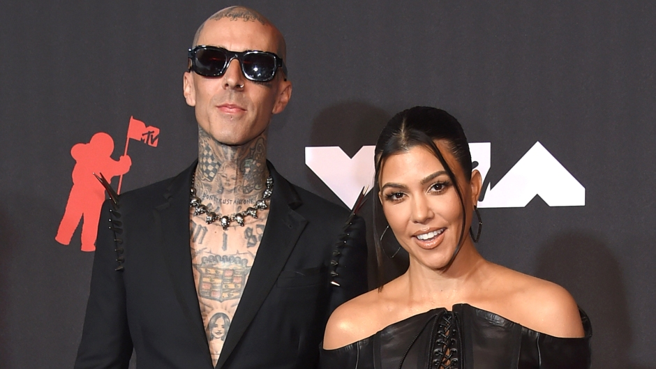 Travis Barker Shares Steamy and Suggestive Post-Sex Photo of His and Kourtney's Underwear