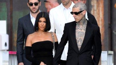 kourtney kardashian travis barker wedding may air hulu