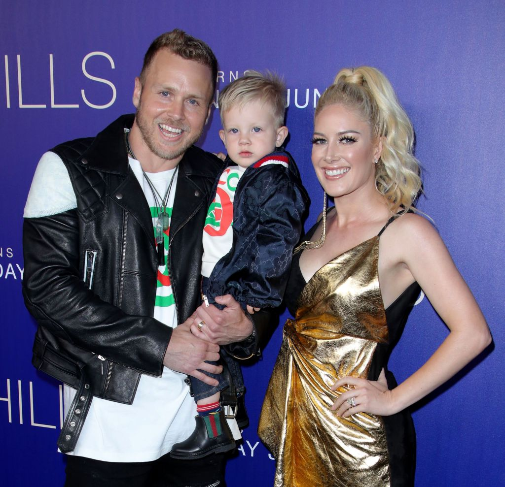 Spencer Pratt Gives Baby No. 2 Update After Heidi's Surgery