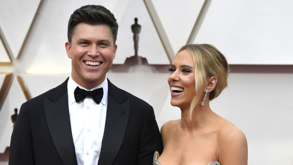 Scarlett Johansson's Daughter Rose 'Adores' Step Dad Colin Jost