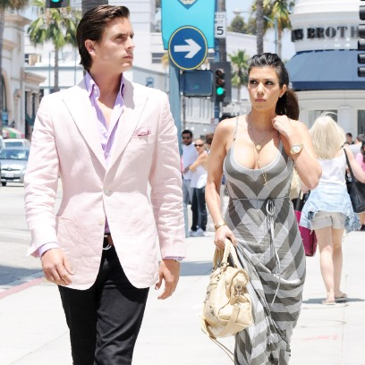 Kourtney Kardashian and Scott Disick 'Were Karmic Soulmates,' Says an Astrologer: 'Disaster in Love'